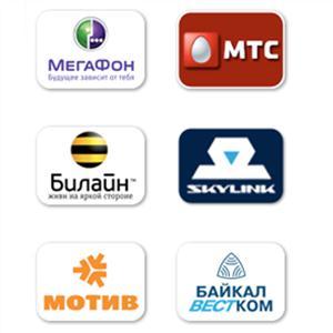 Операторы сотовой связи Завитинска