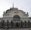 Железнодорожные вокзалы в Завитинске
