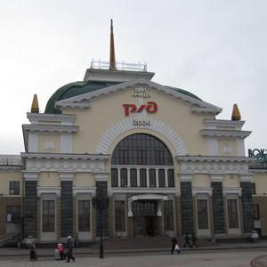 Железнодорожные вокзалы Завитинска